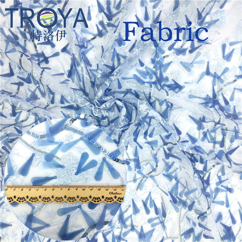 Lace Fabric Special Fabric LF-M-00021