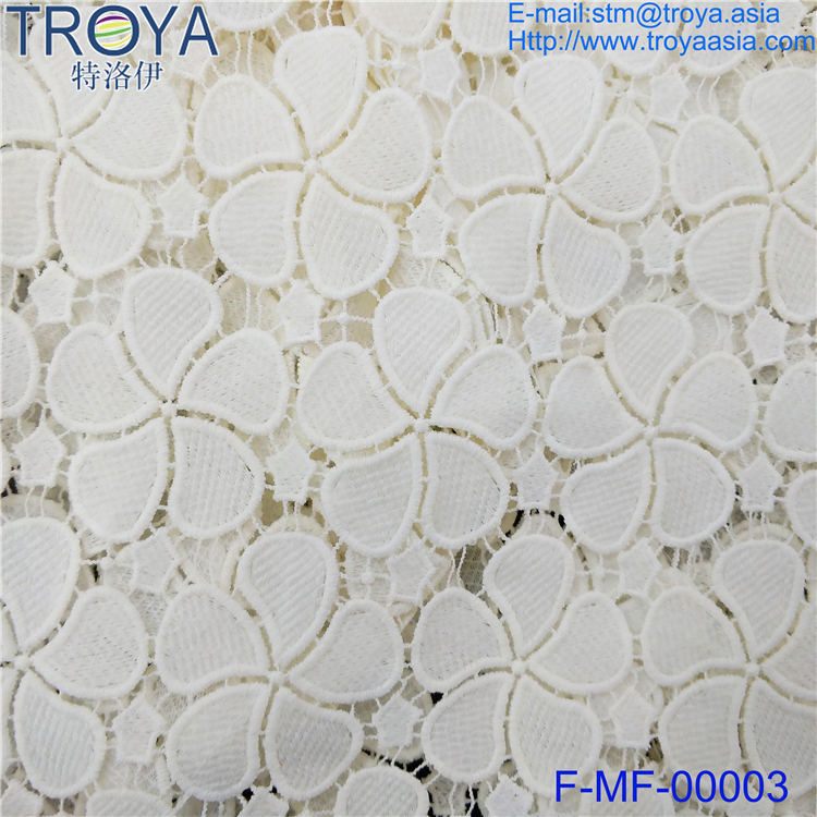 Chemical Lace Fabric F-MF-00003